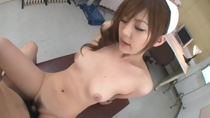 Nasty floozy with wonderful forms of body is bouncing mainly fruitful dick