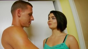 Legal Age Teenager Freulein with fresh body is having vaginal sex with hawt guy